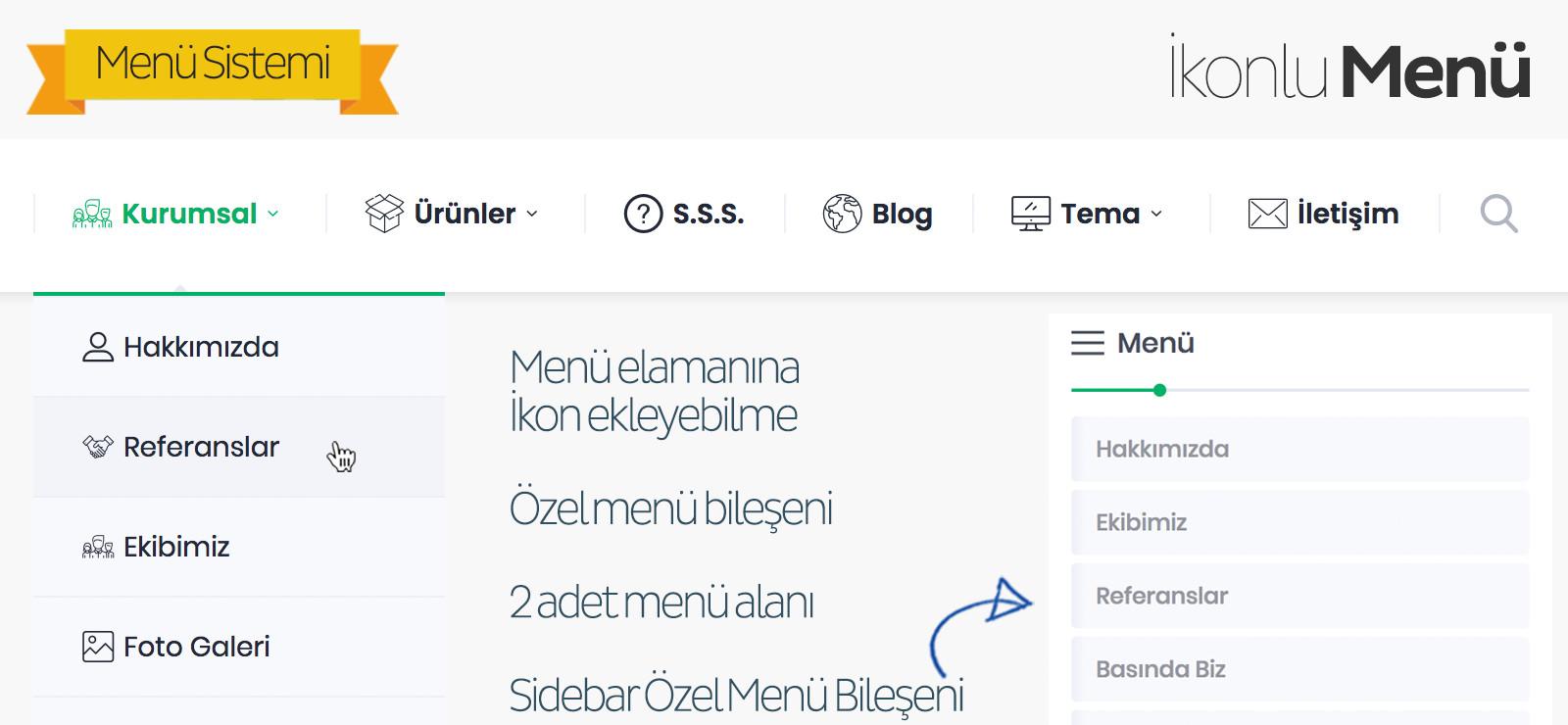 Safir Denge WordPress Teması