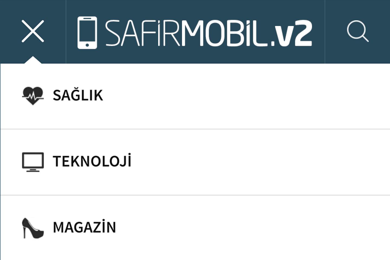 Safirmobil Wordpress Teması