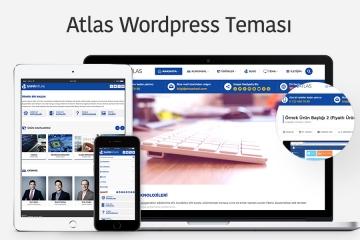 Atlas Wordpress Teması